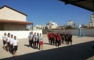 دوري كرة سلة استعدادا لدوري المدارس