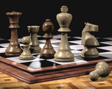 مشاركة المدرسة في مسابقة شطرنج