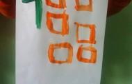 نشاط لرقم (6) مع مس أمل وحرف (ن) مع مس سمر صف التمهيدي أ+ب+ج