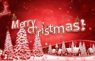 عطلة عيد الميلاد المجيد