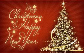 كل عام و أنتم بخير بمناسبة اعياد الميلاد المجيدة